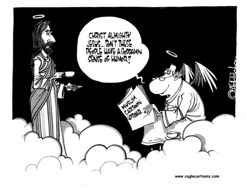 Jesus & God - ofarrell