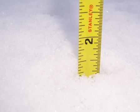 snowfell