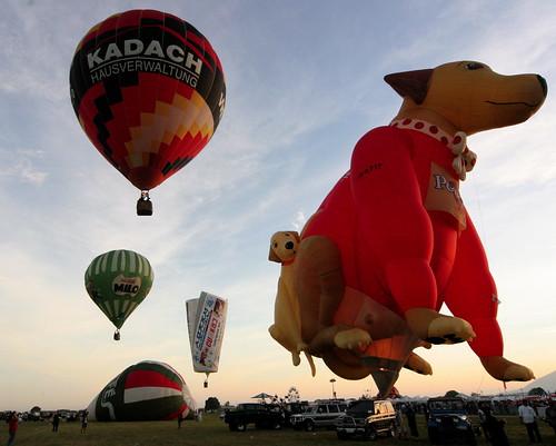 10th Balloon Fiesta (Feb. 12, 2006) - 28