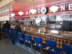 Metro diner new york