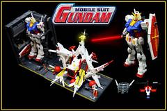 "Mobile Suit Gundam RX-78-2 PAX photo by ""Orion Pax"""