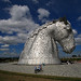 Th e Kelpies at Falkirk