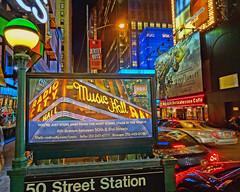 Bright Lights NYC photo by Jeffrey Friedkin