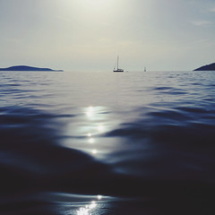 smooth boat ride photo by marin.tomic