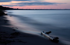blue hour at Rondeau - Explored photo by MsFoo