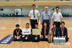 25th JR-EAST junior KENDO Tournament_057