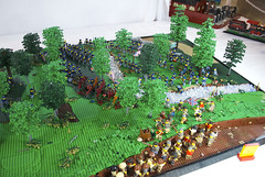Battle of The Wilderness 1864, Attack from the Railroad Cut photo by Gary^The^Procrastinator