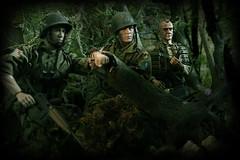 Behind enemy lines... photo by harrycobra