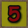 Sudoku Kids Number 5