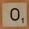 Crossword dice letter O