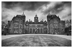 Aston Hall photo by Gregory Hunt