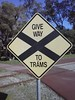 Give Way To Trams