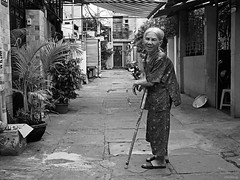 Old age photo by -clicking-