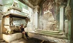 Abandoned in Silence / Abandonada en Silencio. [ EXPLORE ] photo by Zaika_LaMala