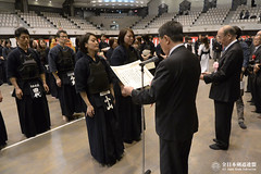 The 20th All Japan Women's Corporations and Companies KENDO Tournament & All Japan Senior KENDO Tournament_063
