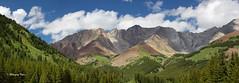 Mountains of Colour pano photo by Canon Queen Rocks (740,000 + views)