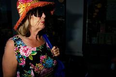 Lady with hat photo by Johan Jehlbo