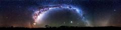 Milky Way 360 photo by Torkn2U
