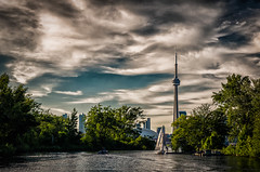 182/365 CN Tower from the Island photo by Yewbert The Omnipotent