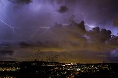 Thunderstorms photo by fredrikwikström