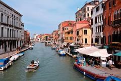Venice : Canale di Cannaregio photo by Pantchoa