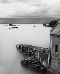 Lizard Point Lifeboat house photo by wolffslicht