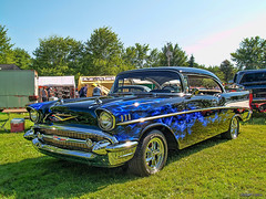 1957 Chevy Bel Air photo by kenmojr