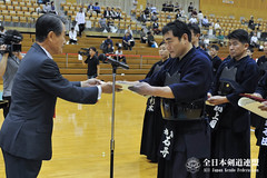 60th All Japan TOZAI-TAIKO KENDO TAIKAI_383