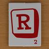 Word Grab letter R