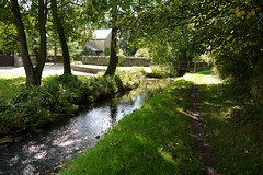 Meandering in a shady stream photo by Lancashire Lass ...... :) :) :)