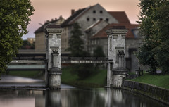 Plečnik gates photo by Andrej Trnkoczy