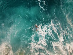 About to catch a wave #fromwhereidrone photo by Dirk Dallas