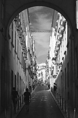 Streets of Lisboa photo by RosLol