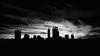 Perth City Silhouette