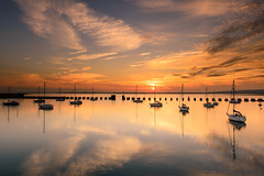 Tranquil Langstone Harbour (Explore 5-10-2014) photo by Sunset Snapper
