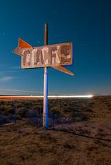 Cafe Lights photo by Noel Kerns