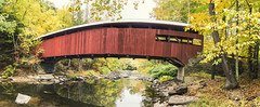 Josiah Hess Covered Bridge Panorama, 2014.10.02 photo by Aaron Glenn Campbell