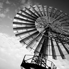 Amerikaanse windmolen, again. photo by Harry -[ The Travel ]- Marmot