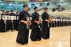 61th All Japan Police KENDO Tournament_059