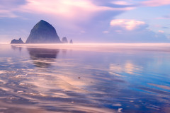 Haystack Rock Dreams photo by Matt Payne Photography