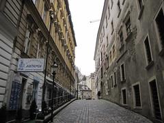 Street in Vienna photo by Alexanyan