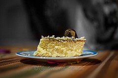 Cheese Cake... photo by Syahrel Azha Hashim