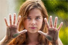 A wet contact photo by Passie13(Ines van Megen-Thijssen)