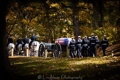 Funeral Procession in Arlington National Cemetery  -  Explore 11-10-2014 photo by LindbloomPhoto