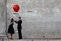 Like a Banksy photo by RosLol