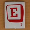 Word Grab letter E