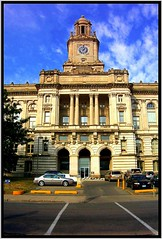 Polk County Courthouse ~ Historical Building photo by Onasill ~ Bill Badzo