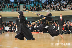 61th All Japan Police KENDO Tournament_056