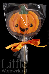 Galletas para Halloween / Halloween cookies photo by www.littlewonderland.es