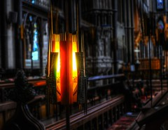Worcester Cathedral Choirstalls [Explore 22/10/2014] photo by tdcphotos